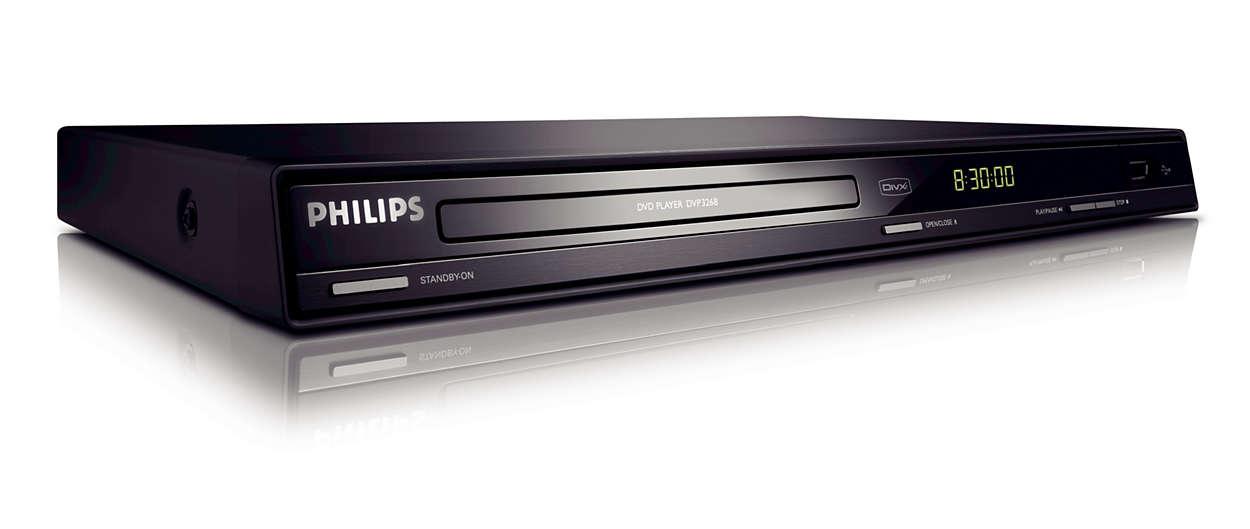 Enjoy DVD and USB video