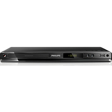 DVP3350K/77  Reproductor de DVD con USB