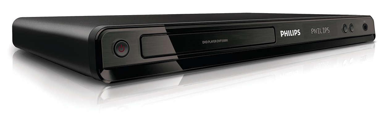 เพลิดเพลินกับความบันเทิงทุกรูปแบบจาก DVD