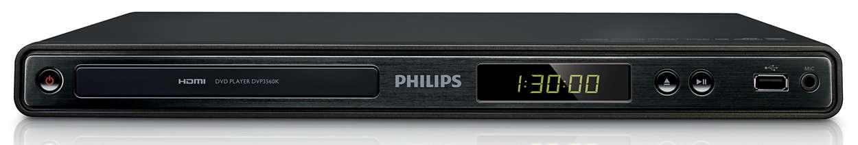 透過 HDMI 1080p 解像度加強技術,呈現