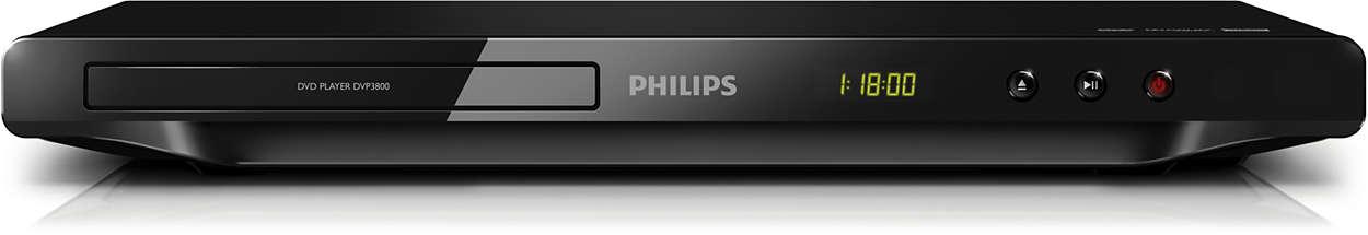 Uniwersalny odtwarzacz DVD