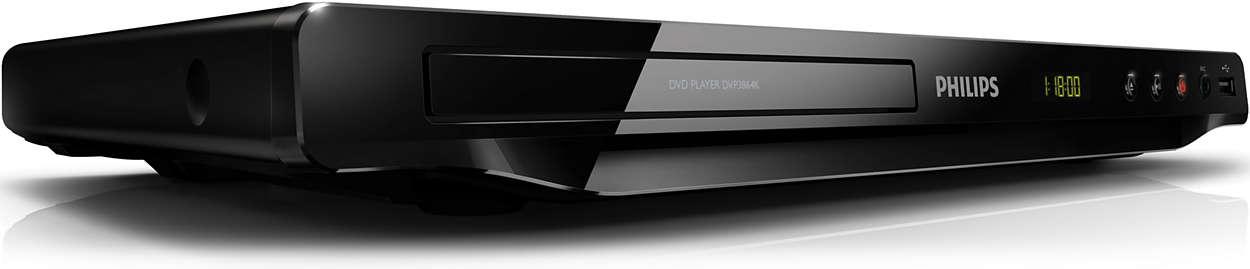 Максимум возможностей воспроизведения — DVD, USB и даже караоке!