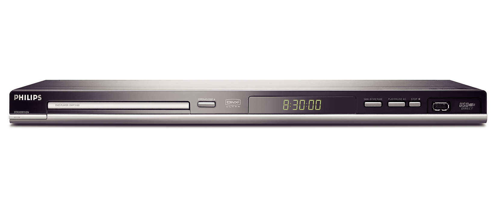 Rett fra USB til TV