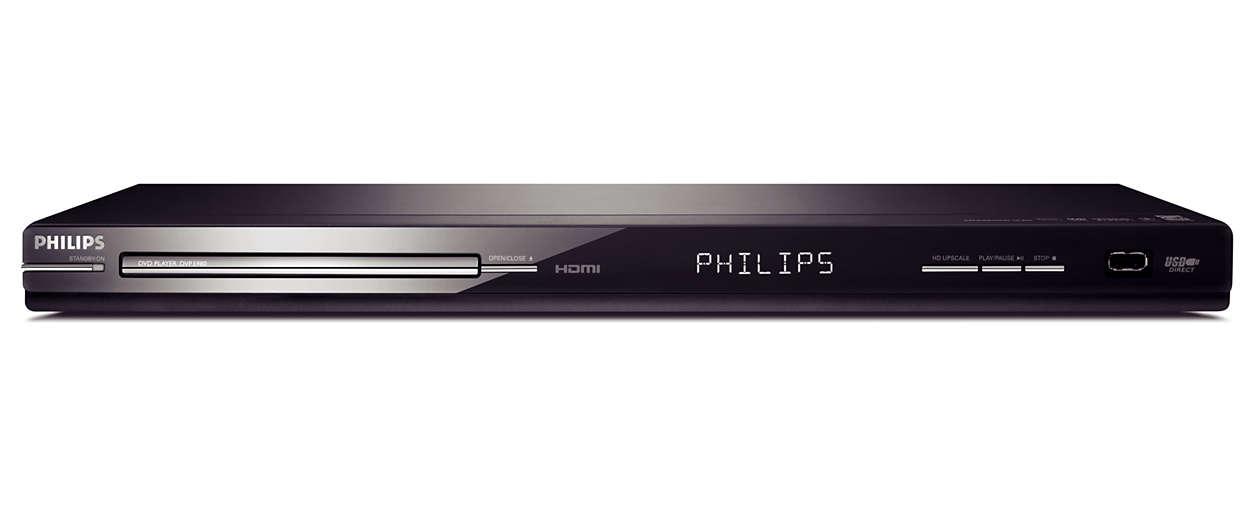 De ideale match voor uw HDTV