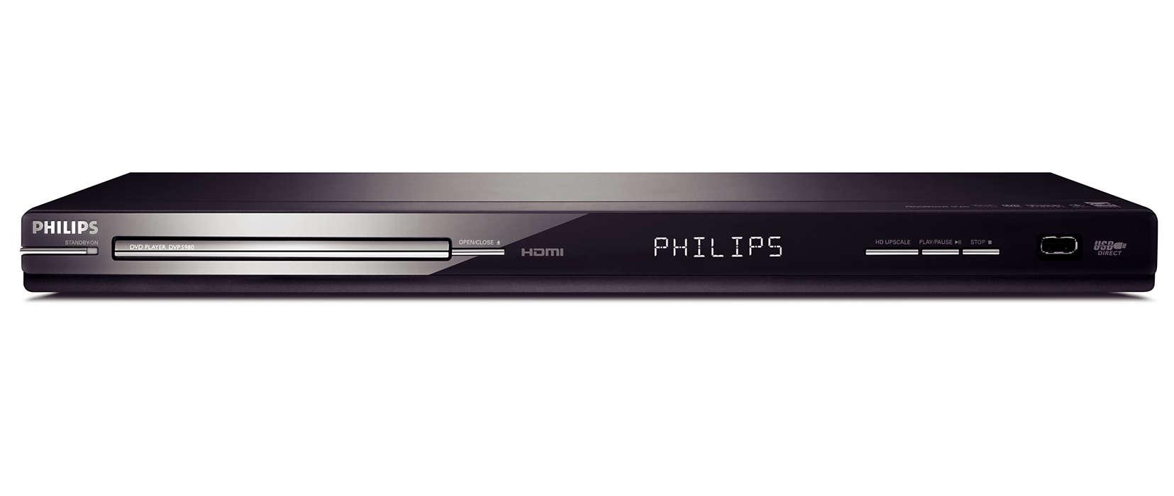 O ideal para ligar à sua HDTV