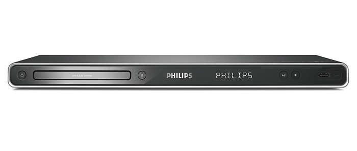 El reproductor de DVD perfecto para tu HDTV