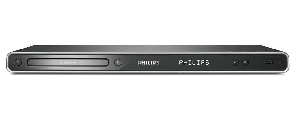 De ideale DVD-speler voor uw HDTV