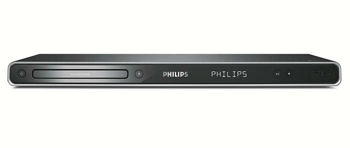 The ideal DVD player for your HDTV
