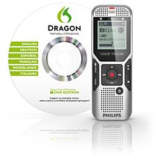 DVT1500/00 Voice Tracer digitale recorder