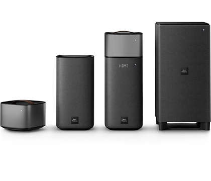Stereo to surround sound in seconds