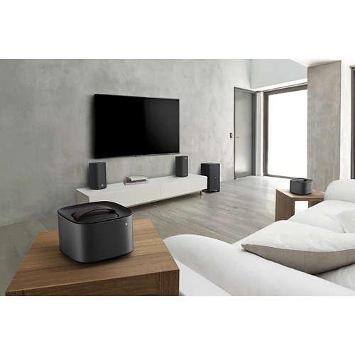 Fidelio Draadloze Home Cinema Surround Sound-luidsprekers