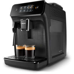 Series 1200 Cafeteras espresso completamente automáticas