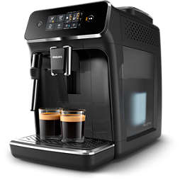 Series 2200 Cafeteras espresso completamente automáticas
