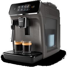 EP2224/10 Series 2200 Cafeteras espresso completamente automáticas