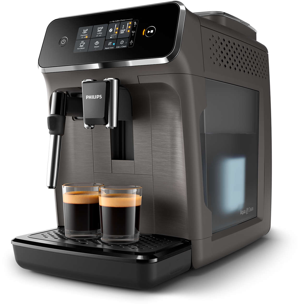 To nydelige kaffevarianter