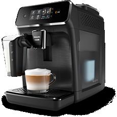 EP2230/12 Series 2200 Máquinas de café expresso totalmente automáticas