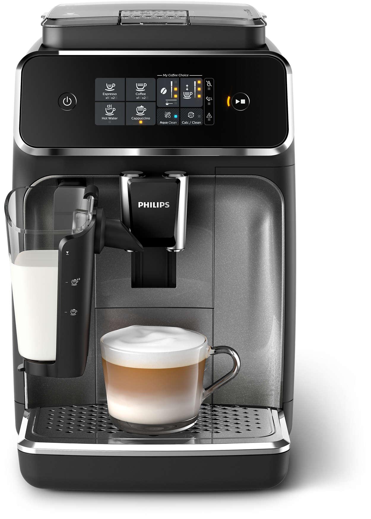 3 delicious fresh bean coffees, easier than ever