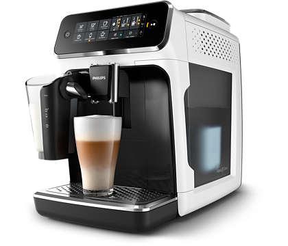 5 koppen koffie van verse bonen, nooit eerder zo eenvoudig