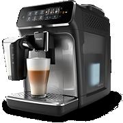Philips Series 3200 Kaffeevollautomat EP3246/70 5Kaffeespezialitäten, LatteGo, Silber, intuitive SensorTouch Oberfläche