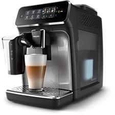Super-automatic espresso machines