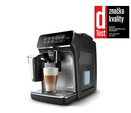 5druhov káv zčerstvých zŕn, jednoduchšie ako kedykoľvek predtým
