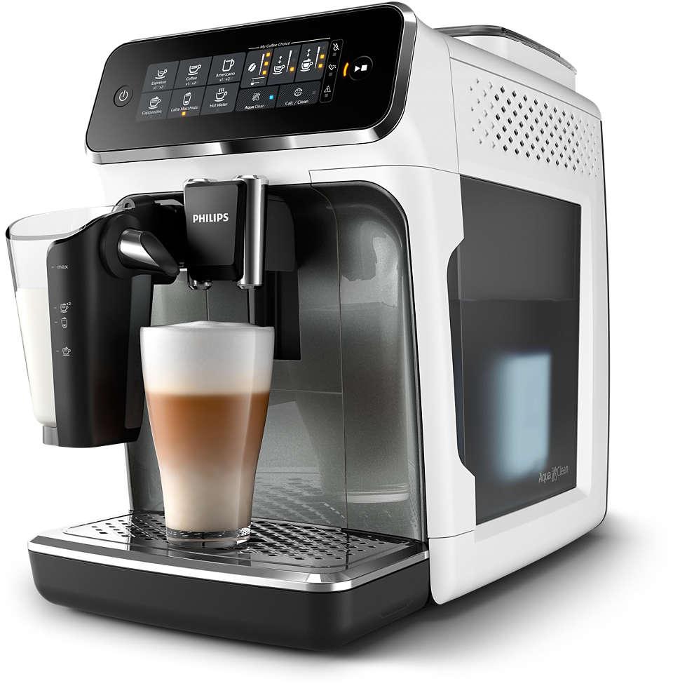 5 lahodných káv zčerstvých zrn a snadněji než dříve