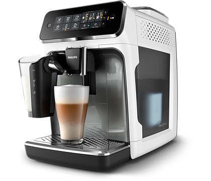 5 gardi dzērieni no svaigām kafijas pupiņām, bez piepūles