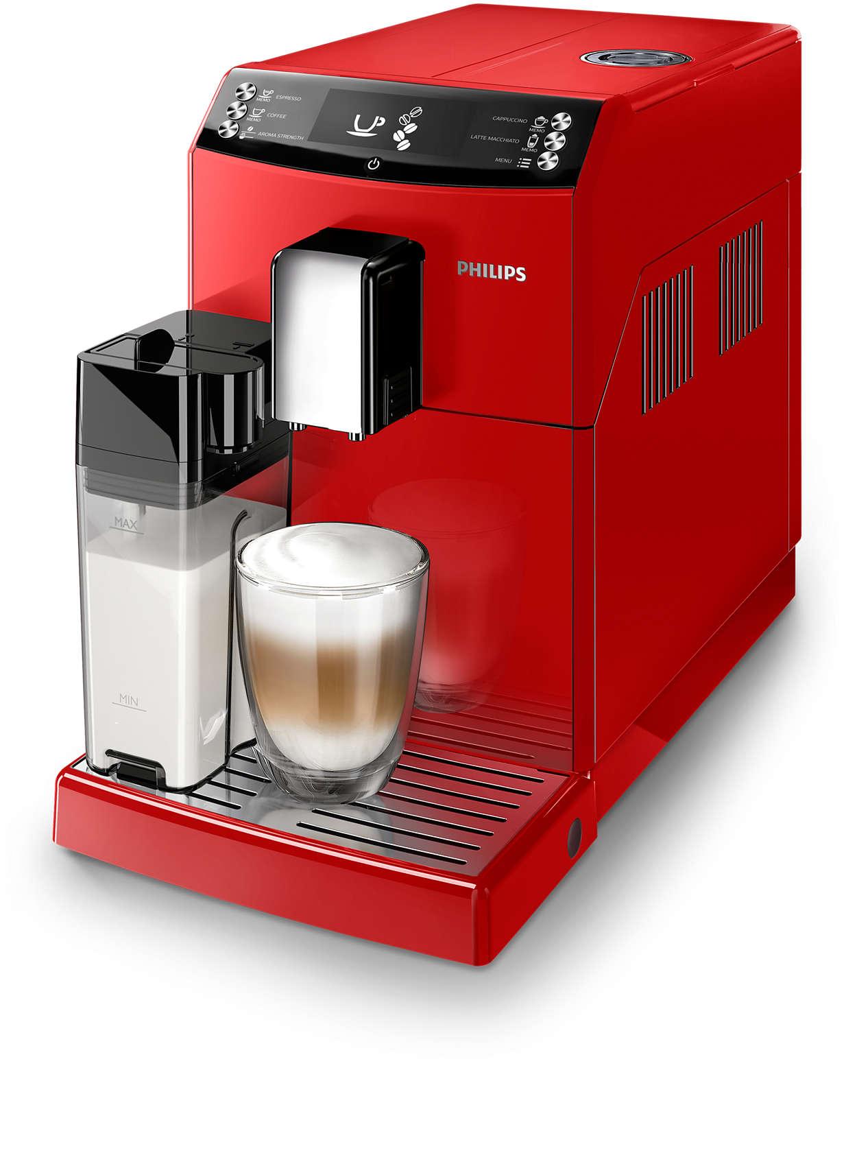 3100 series kaffeevollautomat ep3363 00 philips. Black Bedroom Furniture Sets. Home Design Ideas