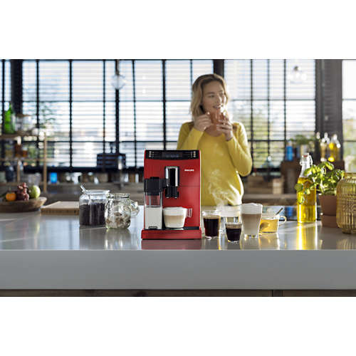 3100 series Volautomatische espressomachine