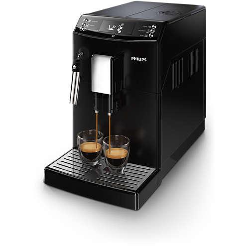 3100 series Automatický kávovar s klasickým napěňovačem mléka