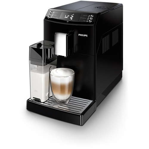 3100 series Automatický kávovar s nádobou na mléko