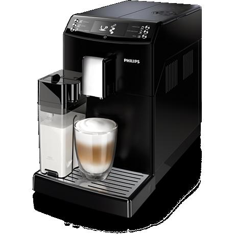 Автоматические кофемашины Philips серии 3100