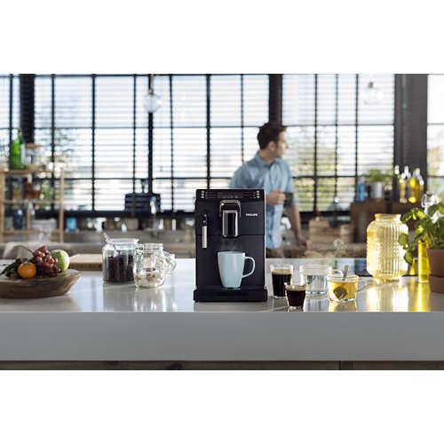 4000 series Helautomatiske espressomaskiner