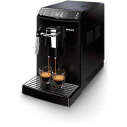 4000 series Cafeteras espresso completamente automáticas