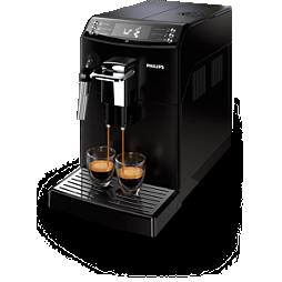 4000 series Popolnoma samodejni espresso kavni aparati