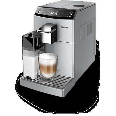Автоматические кофемашины Philips серии 4000