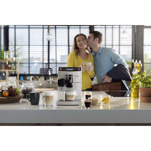 4000 series Cafetera espresso súper automática