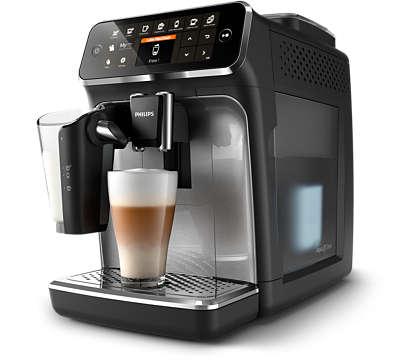 8délicieux cafés préparés avec des grains de café frais