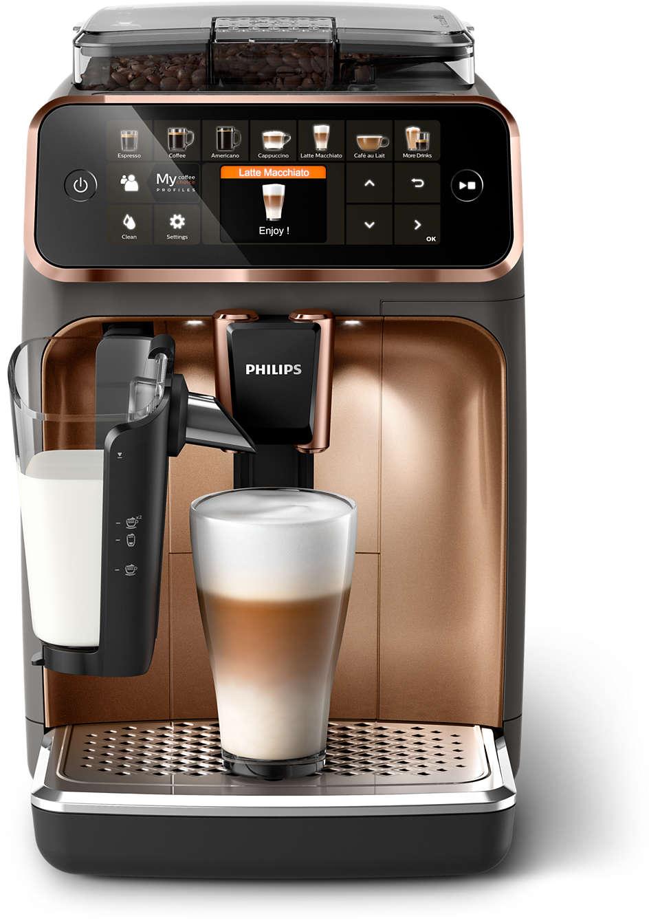 用新鲜咖啡豆制作 12 种美味的咖啡,操作简单
