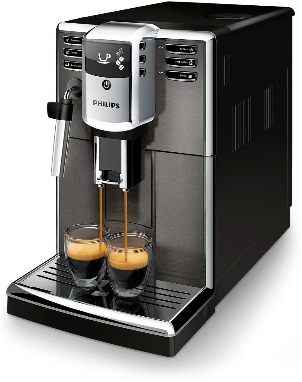3 kaffevarianter med friske bønner på den nemme måde