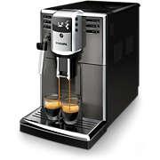 Series 5000 Helautomatisk espressomaskin
