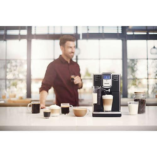Series 5000 Cafetera espresso súper automática