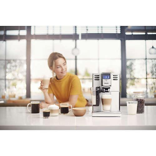 Philips 5000 LatteGo Automatyczny ekspres do kawy