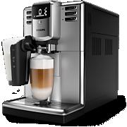 Seria 5000 Automatyczny ekspres do kawy z LatteGo