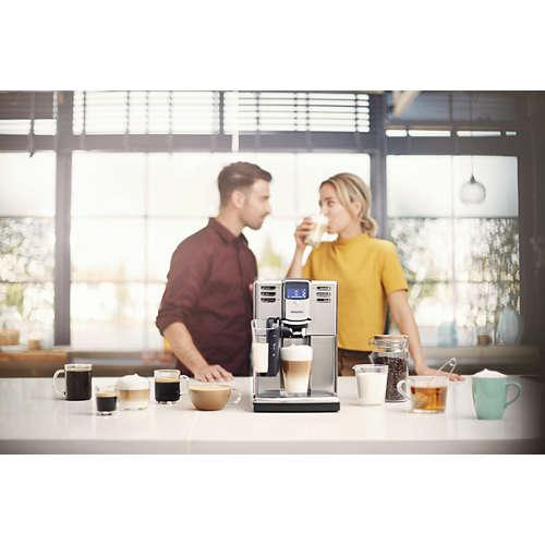 Series 5000 Helautomatiske espressomaskiner