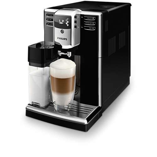 Series 5000 Täysin automaattinen espressokeitin