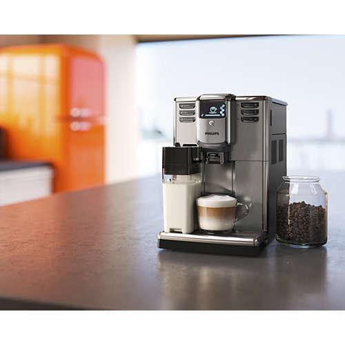 Series 5000 Automata eszpresszógépek