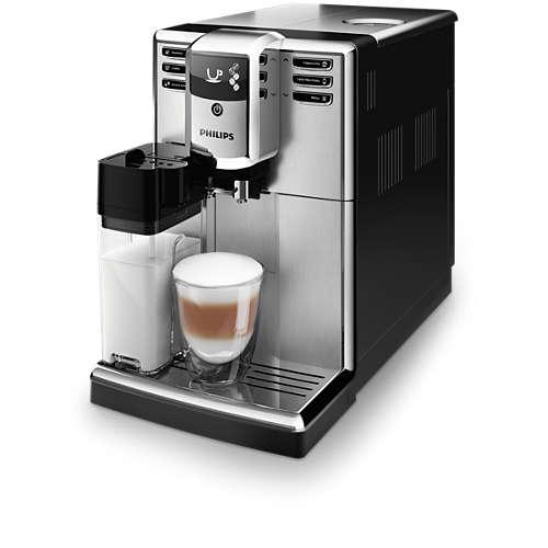 Series 5000 Machine espresso Super Automatique