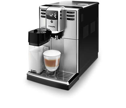 5 varietà di caffè da chicchi freschi, in tutta semplicità