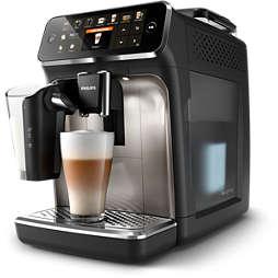Philips 5400 Series Helautomatiska espressomaskiner